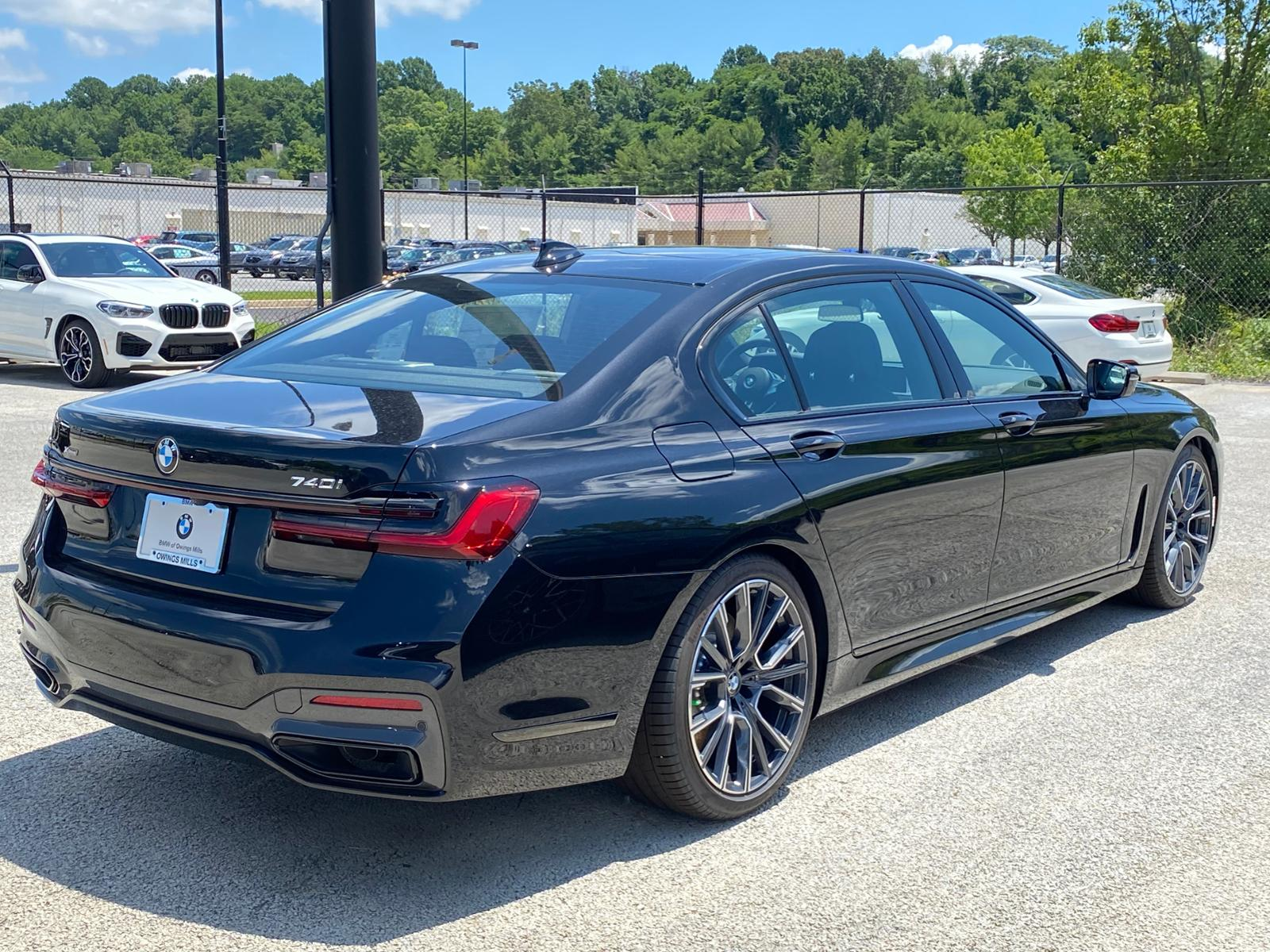 new 2021 bmw 7 series 740i xdrive sedan awd 4dr car
