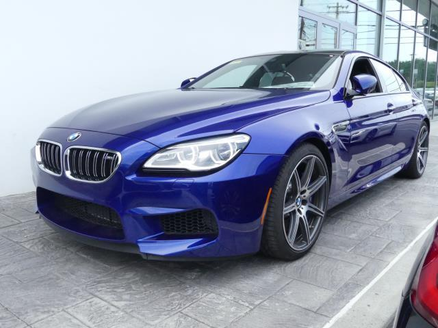 New 2019 Bmw M6 Gran Coupe Rear Wheel Drive Gran Coupe