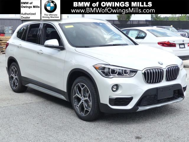 Bmw Owings Mills >> Pre Owned 2019 Bmw X1 Xdrive28i Sports Activity Vehicle Awd Sport Utility