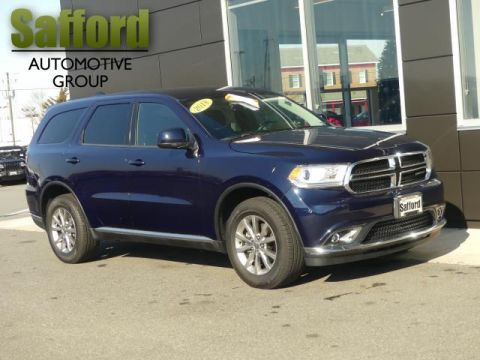 Pre-Owned 2018 Dodge Durango SXT AWD All Wheel Drive SXT AWD