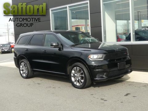 Pre-Owned 2019 Dodge Durango GT Plus AWD All Wheel Drive Sport Utility