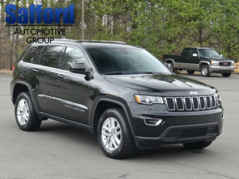 Pre-Owned 2018 Jeep Grand Cherokee Laredo 4x4 Four Wheel Drive Sport Utility