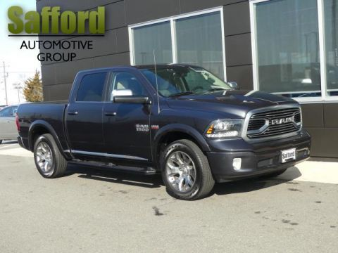 2018 Ram 1500 Longhorn 4x4 Crew Cab 5'7 Box *Ltd Avail*