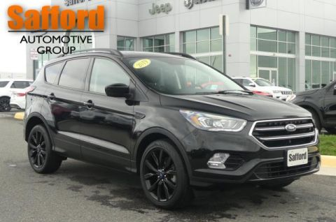 Pre-Owned 2019 Ford Escape SE FWD Front Wheel Drive Sport Utility