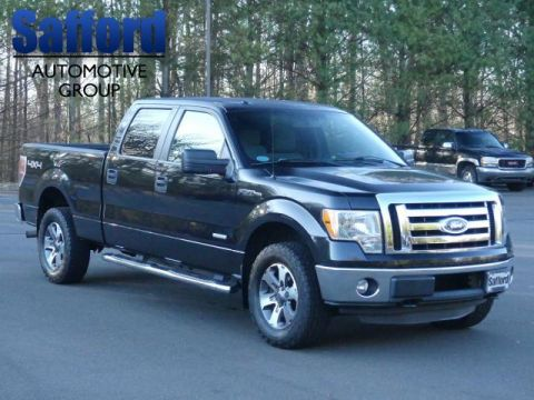 2011 Ford F-150 SUPERCREW 4X4 STYLE