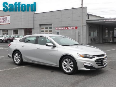 Pre-Owned 2019 Chevrolet Malibu 4dr Sdn LT w/1LT Front Wheel Drive 4dr Car
