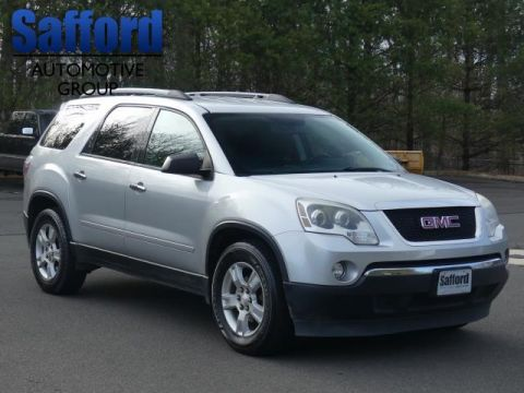 Pre-Owned 2012 GMC Acadia AWD 4dr SLE All Wheel Drive AWD 4dr SLE