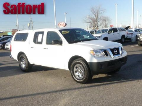 Pre-Owned 2016 Nissan Frontier 2WD Crew Cab SWB Auto S Rear Wheel Drive Crew Cab Pickup