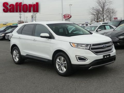 Pre-Owned 2017 Ford Edge SEL AWD All Wheel Drive SEL AWD
