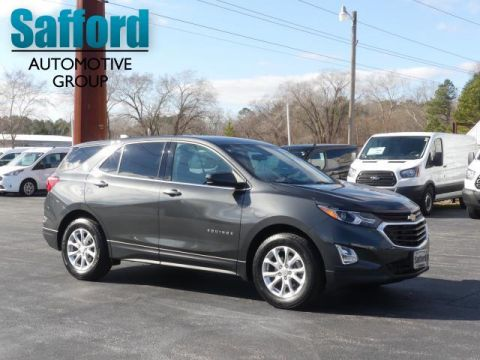 Pre-Owned 2019 Chevrolet Equinox FWD 4dr LT w/1LT Front Wheel Drive Sport Utility