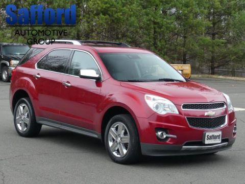 Pre-Owned 2014 Chevrolet Equinox AWD 4dr LTZ All Wheel Drive AWD 4dr LTZ