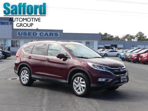 Pre-Owned 2015 Honda CR-V AWD 5dr EX-L All Wheel Drive Sport Utility