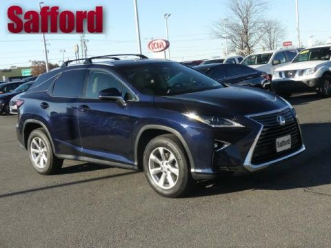 Pre-Owned 2016 Lexus RX 350 AWD 4dr F Sport All Wheel Drive Sport Utility