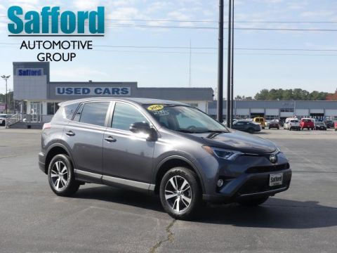 Pre-Owned 2018 Toyota RAV4 XLE AWD (Natl) All Wheel Drive Sport Utility