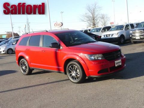 Pre-Owned 2018 Dodge Journey SE FWD Front Wheel Drive SE FWD
