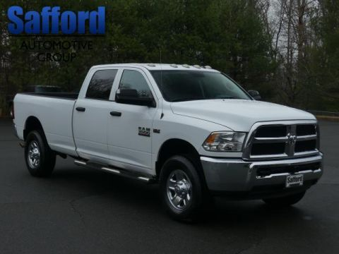 Pre-Owned 2014 Ram 3500 4WD Crew Cab 169 Tradesman