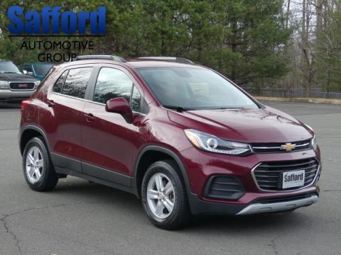 Pre-Owned 2017 Chevrolet TRAX AWD 4dr LT All Wheel Drive Sport Utility
