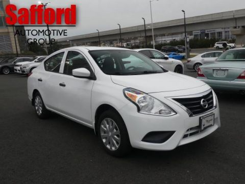 Pre-Owned 2016 Nissan Versa 4dr Sdn Manual 1.6 S Front Wheel Drive 4dr Car