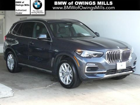 Certified Pre-Owned 2019 BMW X5 xDrive40i Sports Activity Vehicle AWD Sport Utility