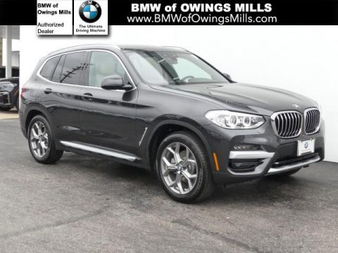 Pre-Owned 2020 BMW X3 xDrive30i Sports Activity Vehicle AWD Sport Utility