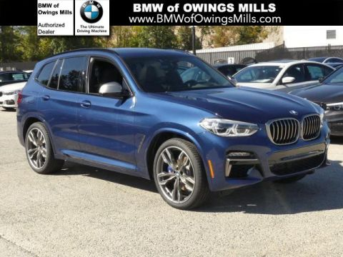 Pre-Owned 2020 BMW X3 M40i Sports Activity Vehicle AWD Sport Utility
