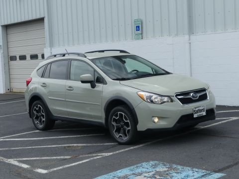 Pre-Owned 2013 Subaru XV Crosstrek 5dr Auto 2.0i Limited All Wheel Drive Station Wagon