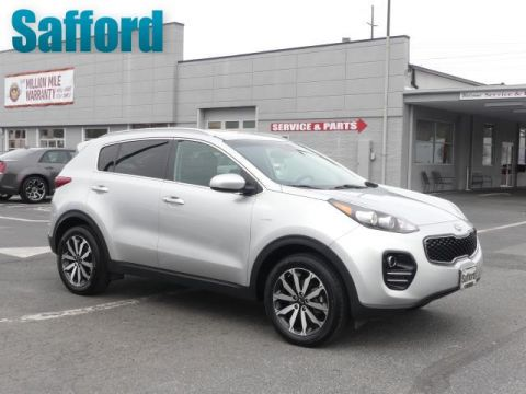 Pre-Owned 2017 Kia Sportage EX AWD All Wheel Drive Sport Utility