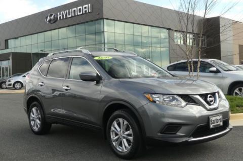 Pre-Owned 2016 Nissan Rogue AWD 4dr SV All Wheel Drive Sport Utility