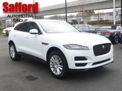 Pre-Owned 2018 Jaguar F-PACE 20d Prestige AWD All Wheel Drive Sport Utility