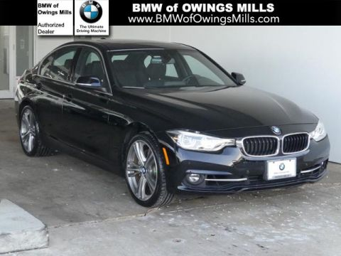 2016 BMW 3 Series 4dr Sdn 340i xDrive AWD