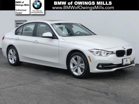 Pre-Owned 2016 BMW 3 Series 4dr Sdn 328i xDrive AWD SULEV AWD 4dr Car