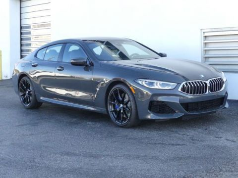 New 2020 BMW 8 Series 840i xDrive Gran Coupe AWD 4dr Car