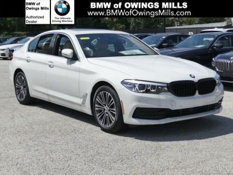 Pre-Owned 2019 BMW 5 Series 530i Sedan RWD 4dr Car
