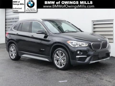 Pre-Owned 2016 BMW X1 AWD 4dr xDrive28i AWD Sport Utility