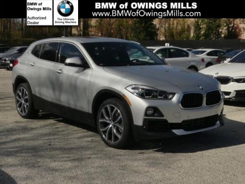 Pre-Owned 2020 BMW X2 xDrive28i Sports Activity Vehicle AWD Sport Utility #LP199