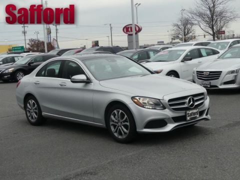 2016 Mercedes-Benz C-Class C300 4MATIC® Luxury Sedan