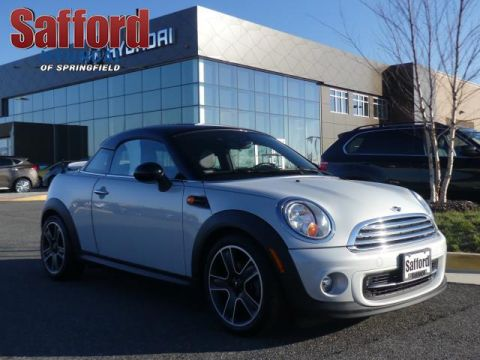 Pre-Owned 2015 MINI Cooper Coupe 2dr Front Wheel Drive 2dr Car