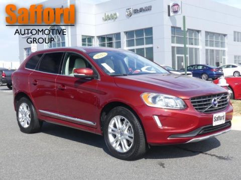 Pre-Owned 2015 Volvo XC60 FWD 4dr T5 Drive-E Platinum Front Wheel Drive Sport Utility
