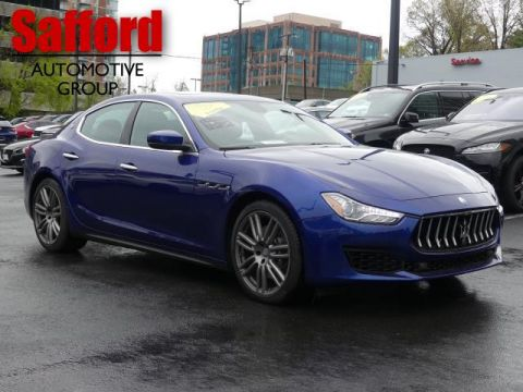 Pre-Owned 2018 Maserati Ghibli S Q4 3.0L All Wheel Drive 4dr Car